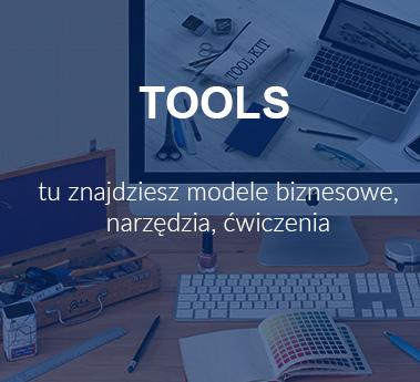 Narzędzia - modele biznesowe